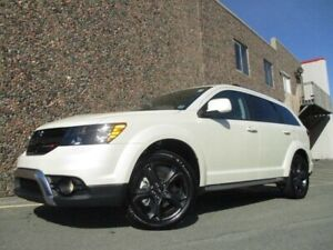 2018 Dodge Journey ULTIMATE CROSSROAD AWD DVD & NAV (JUST $26977