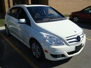 "2009 BENZ B200 AUTO""""PANORAMIC ROOF""""ONLY 75K""""PRISTINE!"
