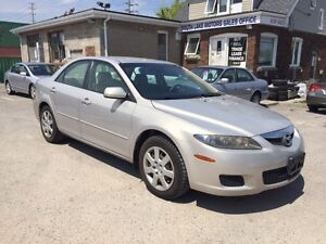 2007 Mazda 6 - Automatic - No Accidents! Certified Etested