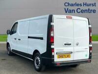 2017 Vauxhall Vivaro 2900 1.6Cdti 120Ps H1 Van Van Diesel Manual