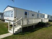 Great Family Static Caravan Double Glazed & Central Heated With Large Deck