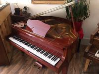 Wilh. Steinmann Grand Piano