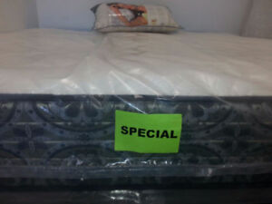 matelas simple 100$/double160$/queen180$/king360$ taxes incluse