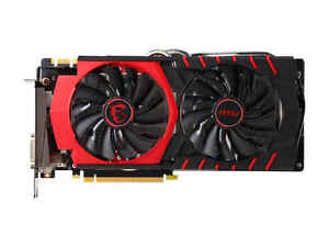 two msi 980ti gaming 6g oc for sale