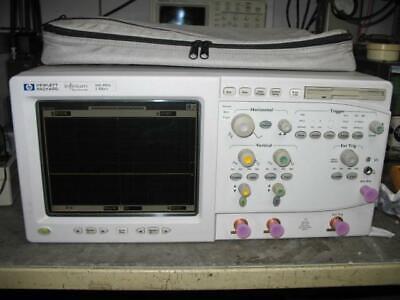 Agilent 54820a Oscilloscope 500 Mhz 2 Ch 2 Gsas