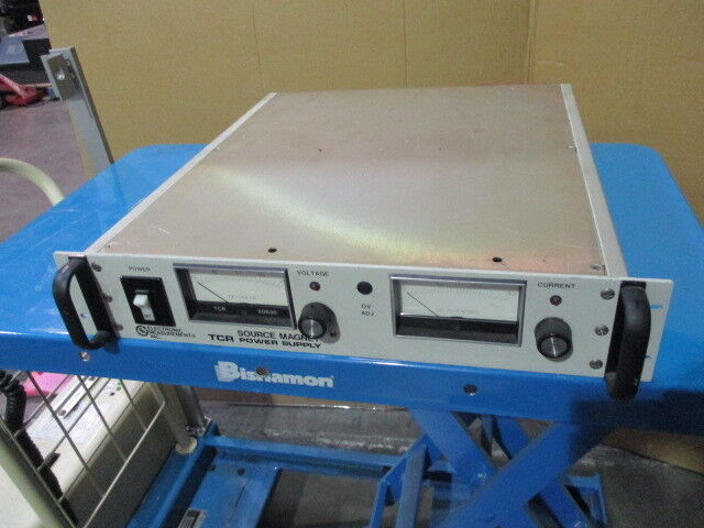 TCR 20S30-1-0502/20S30 Source Magnet Power Supply Electronic Measurements 416090