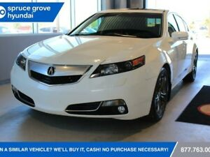 2014 Acura TL TL W/TECH PACK-PRICE INCLUDES *$1000 CASH BACK-AWD