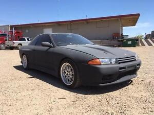 1991 Nissan Skyline GTST -NO CREDIT CHECKS! CALL 780 918 2696