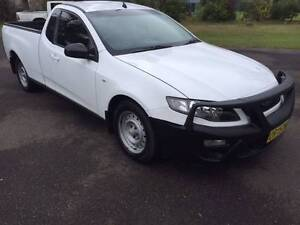 2010 Ford Falcon Ute Londonderry Penrith Area Preview