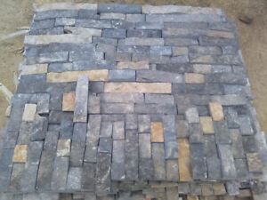 Armour Stone, Thin Stone Veneer, Step Material : Quarry Direct