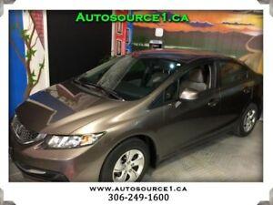 2013 Honda Civic LX Sedan   LOADED   AUTOMATIC   HEATED SEATS