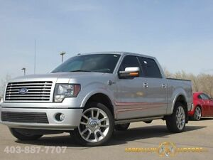 2011 Ford F-150 Harley-Davidson 4x4 SuperCrew Cab 5.5 ft. box 14