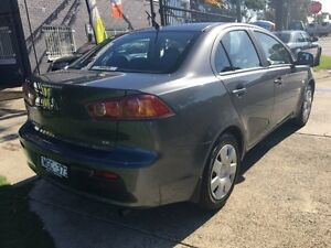 2008 Mitsubishi Lancer CJ ES 5 Speed Manual Sedan