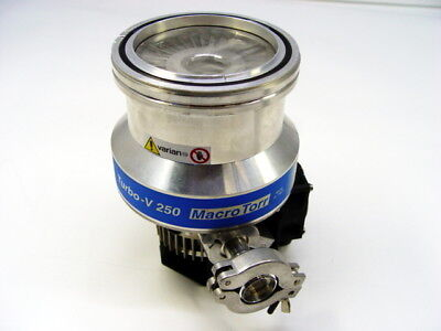 Varian Turbo-v 250 Macro Torr Turbo Vacuum Pump 969-9007