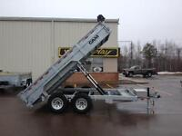 Cam Superline 6'8 x 14' HD Dump Trailers (Painted or Galvanized)