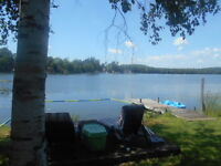 AUGUST WEEKS AVAILABLE FOR COTTAGE RENTAL