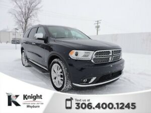 2015 Dodge Durango Citadel | Sunroof | Navigation| Remote Start