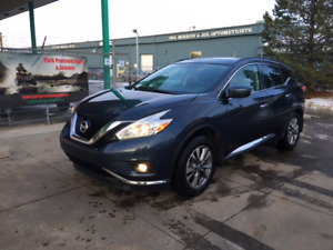 2016 NISSAN MURANO, AWD, LOW KMS FOR ONLY $199 BI-WEEKLY!