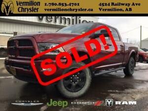 2017 Ram 2500 Laramie Sport, 6.7L Diesel, Heated/Cooled Leather,