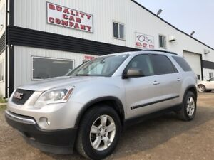 2009 GMC Acadia SLE AWD 7 passenger SALE ONLY $9950!!!