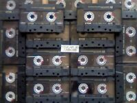 JL £54.99 & FREE P&P 15x GUARANTEED TDK AR 90 PREMIUM CASSETTE TAPES 1988-1989 W/ CARDS CASES LABELS