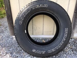 "GoodYear Wrangler AT/S 18"" Light Truck Tires"