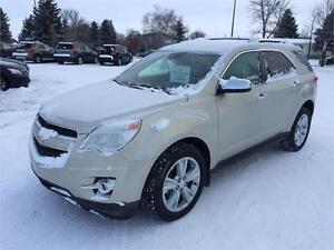 2014 Chevrolet Equinox LTZ NAV AWD COLLISION ALERT