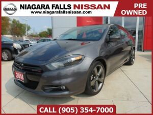 2014 Dodge Dart GT | LEATHER | NAVI | PIONEER AUDIO