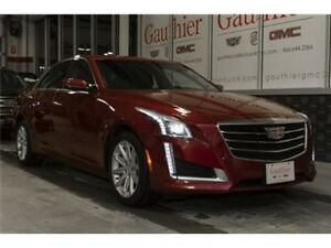 2015 Cadillac CTS Sedan Luxury AWD