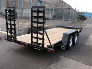 5 Ton Miska Low Bed Float Trailers - Canadian Made Kitchener / Waterloo Kitchener Area image 3