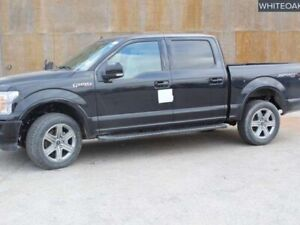 2019 Ford F-150 LARIAT 4x4 SuperCrew Cab Styleside 145.0 in. WB