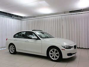 2013 BMW 3 Series 328i x-DRIVE AWD TURBO SEDAN w/ MOONROOF & HEA