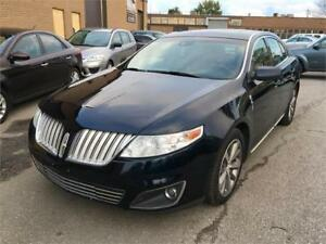 2009 Lincoln MKS AWD NO ACCIDENT *free certification this month*