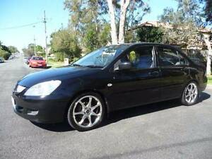 2004 Mitsubishi Lancer, VERY LOW K's and has REGISTRATION Southport Gold Coast City Preview