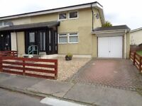 House for sale Edzell Woods. 3 double bedrooms. 2 bathrooms. Garage and ample parking.