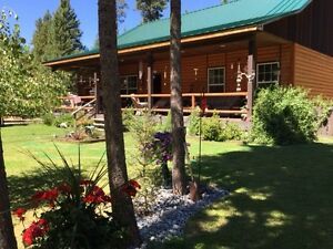 Gorgeous Vacation/Hobby Farm with Rental Income