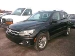 2015 Volkswagen Tiguan Special Edition 4 MOTION + MAGS + A/C + G