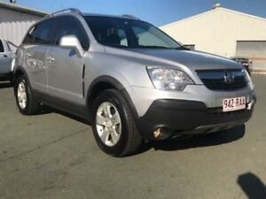 2009 Holden Captiva CG MY10 5 (FWD) Silver 5 Speed Manual Wagon Southport Gold Coast City Preview