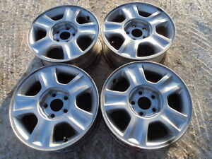 4 16 inch Alloy Rims for 2001-2012 Ford Escape
