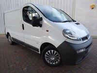 Vauxhall Vivaro 2700 DTI SWB Van ....Budget Priced Van....Long MOT....and No Vat!...Drives Very Well