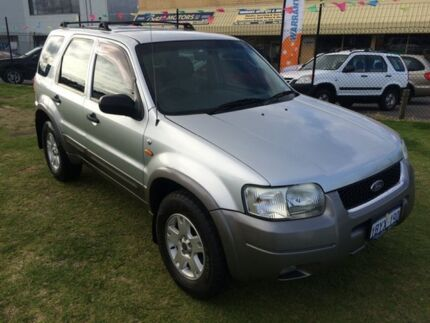 2005 Ford Escape ZB XLT  Automatic Wagon Wangara Wanneroo Area Preview