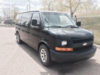 2010 Chevrolet Express 1500 Wheel Drive Cargo Van, LOADED