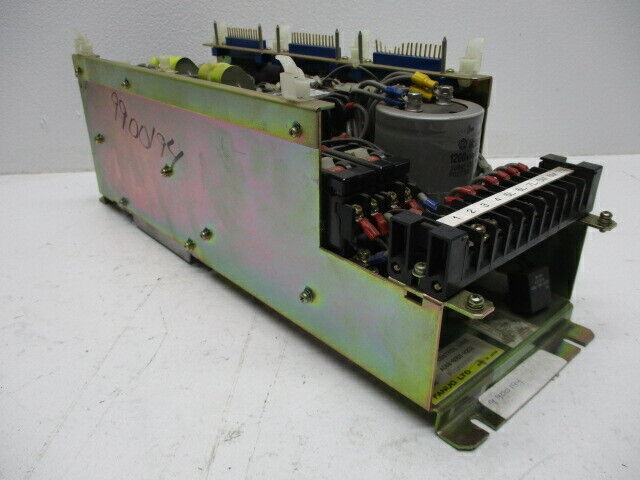 FANUC A06B-6050-H203 (AS PICTURED) UNMP