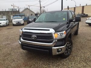 2014 TOYOTA TUNDRA CREWMAX TRD 4X4 INSTANT APPROVALS!