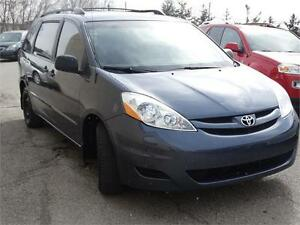 2008 Toyota Sienna CE Safety & E-Tested