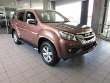 2014 Isuzu MU-X LS-T Outback Bronze Automatic Wagon Thornleigh Hornsby Area Preview