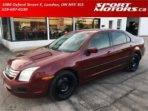 2006 Ford Fusion SE! A/C! New Tires! Keyless Entry! PWR Options!