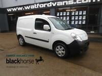 2013 Renault Kangoo ML20ZE ELECTRIC L1 E/Pack 18000miles Electric white Automati