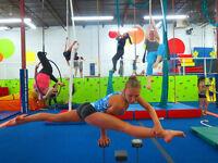 Gymnastics/Trampoline/Circus/Stunt Coaches