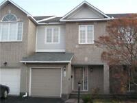 3 Bedroom Townhouse in Centrepointe